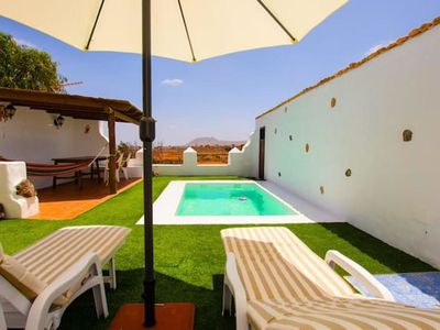 Photo for Charming Holiday Home Casa La Orilla with Mountain View, Wi-Fi, Garden, Terrace & Balcony; Parking Available