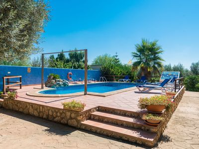 Photo for SA SORT - Great villa with private pool and luxuriant garden.
