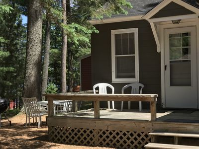 Photo for Warm Winter Getaway!  Deer Ridge Cabin, 2 Bedrooms, 1.25 Baths, (Sleeps 5)