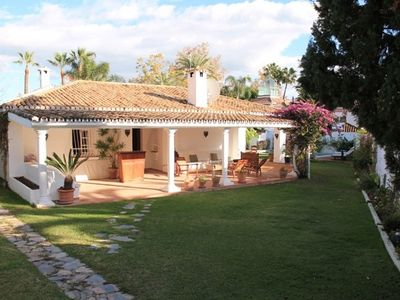 Photo for Renta Gudalmina Golf Villa rent