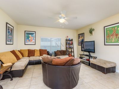 Photo for 🌴 5BR Stunning Townhome with private Pool at Paradise Palms Resort - 8966 🌴