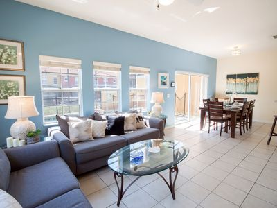 Photo for Home with Private Pool Near Lake and Near Disney!