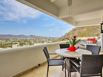 Photo for Lux Cabo Condo in Pedregal Area w/ Amenities+Views
