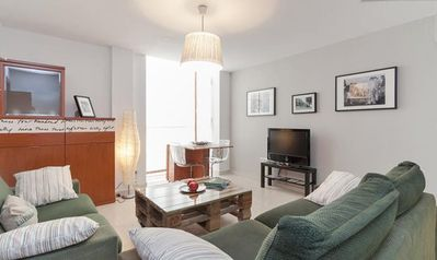 Photo for Apartment in the center of Málaga with Internet, Air conditioning, Lift, Washing machine (429823)