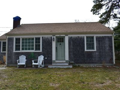 Photo for 27 Myrtle-Quaint, well kept, Cape Cod cottage just .3 miles to Sea Street beach