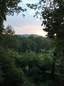 """Photo for Connestee Mountain Retreat -""""Camp W"""""""