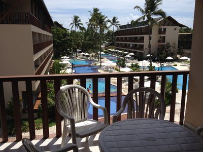 Photo for Flat Nannai Residence - Muro Alto / Porto de Galinhas - seaside - 02 qts - 82m²