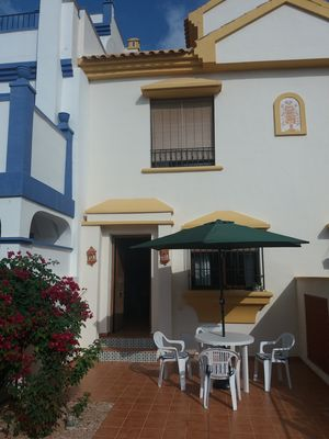 Photo for Traditional Spanish Town House - close to golf courses, towns, shops and beaches