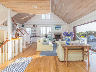 Photo for Nantucket Quidnet large beautiful home  - Perfect for 2  families
