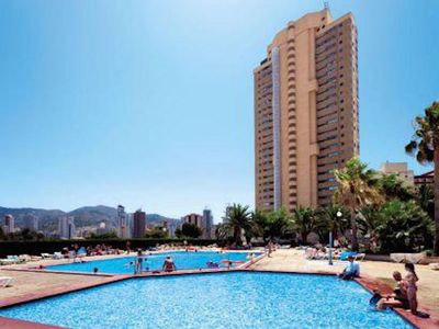 Photo for PARAISO 10 BLUELINE - Two Bedroom Apartment, Sleeps 4