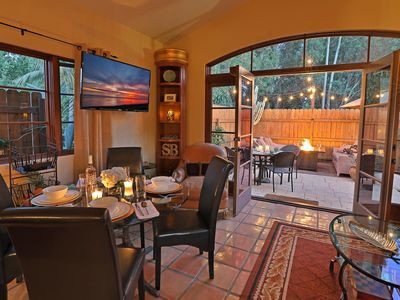 Creekside Cottage - Romantic, Secluded & Close to all that Santa Barbara Has to Offer!
