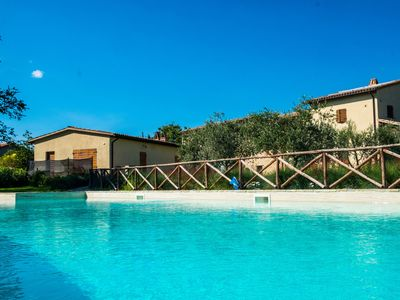 Photo for GREAT VILLA FOR FAMILIES, LARGE SWIMMING POOL AND STUNNING VIEWS