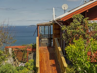 Photo for Blessed with a Sea View - Tairua Holiday Home
