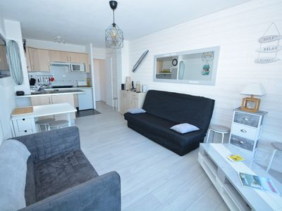 Photo for Sunset Ocean, superb sea view apartment, a short walk from the city center