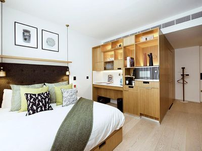 Photo for THE STRAND – LONDON - Wilde Accessible Studio w/Kitchenette