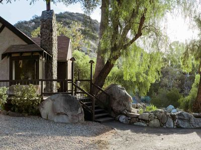 Photo for Tranquil, Exclusive Cottage In The Ojai Foothills