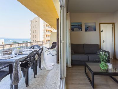 Photo for 30 mts from the beach with parking