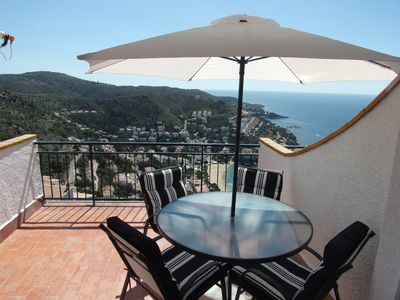 Photo for STUDIO WITH VIEWS OF THE BAY OF ROSAS CANYELLES BAY