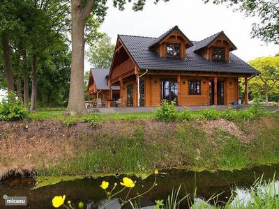 """Photo for Fantastic wooden Villa """"Tine"""" with Wi-Fi, Garden, Balcony, Terrace and Sauna; Parking Available"""