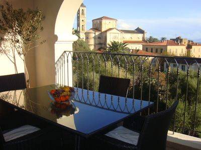 Photo for Luxury apartment with wifi 300m from the beach