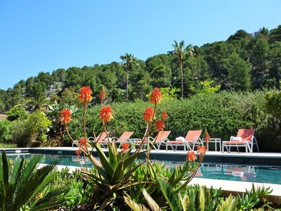 Photo for Romantic Country Villa with Pool, Garden, Terrace, Air Conditioning and Wi-Fi