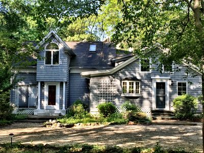 Photo for Large, Comfortable Colonial in Bellport
