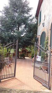 Photo for 1BR Barn Vacation Rental in scrofiano, siena