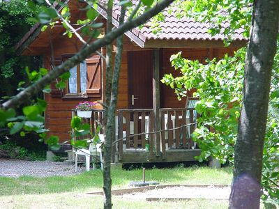 Photo for Holiday in the wild (cottage 4 people with kitchen)
