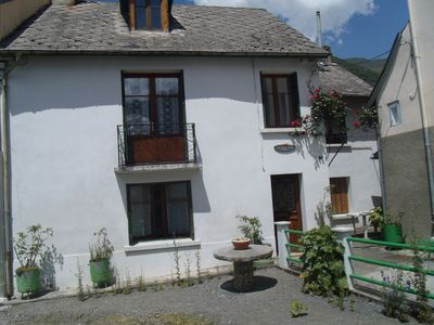 Photo for T3 luminous and ample in home of village in the middle of the Pyrenees