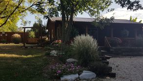 Photo for 2BR Cabin Vacation Rental in Loogootee, Indiana