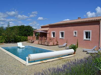 Photo for Villa MaBri, modern holiday villa with swimming pool and every comfort
