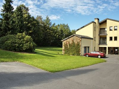 Photo for Beautifully located quiet apartment with a beautiful view of the Ardennes.