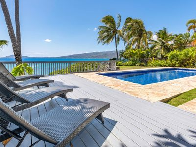 Photo for The island-style Kama'aina home has been lovingly maintained