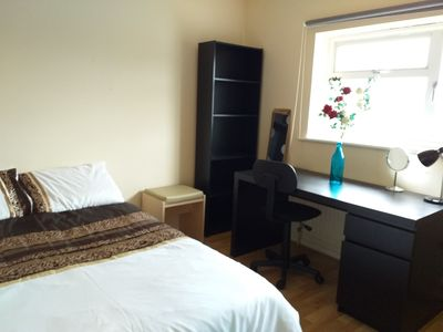Photo for Private House near Loughborough University Family or Group Accommodates 5 Guests