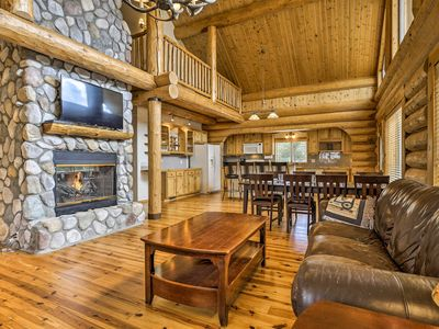 Photo for Rustic Grand Lake Home w/ Porch - Walk to Town!