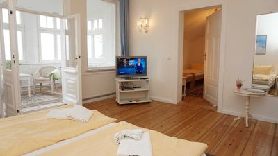 Photo for Apartment 1 - Villa Emanuel with sea view