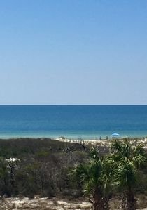 Photo for Direct Gorgeous Gulf Views! Private Pool! Pet Friendly & Close to Beach!2 Kayaks