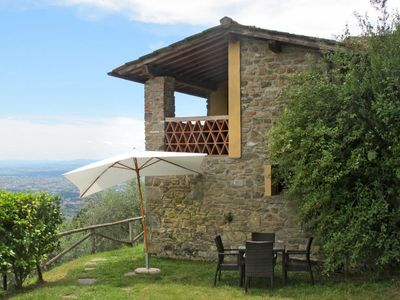 Photo for Vacation home Agriturismo La Cupola (PCA201) in Pescia - 4 persons, 1 bedrooms