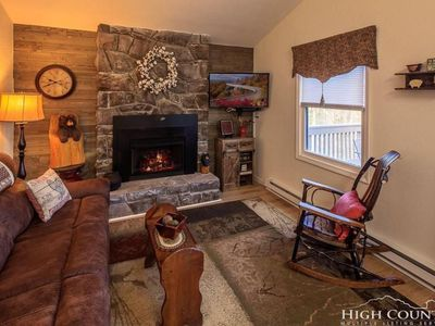 Photo for COZY 3/2 RETREAT HOME IN THE HEART OF BEECH MOUNTAIN, NC - 5 MINUTES FROM SLOPES