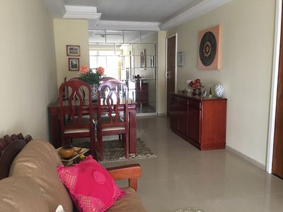 Photo for 3BR Apartment Vacation Rental in Recreio dos Bandeirantes, RJ