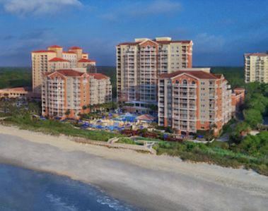 Photo for Ocean Side, two-bed/two-bath Condo
