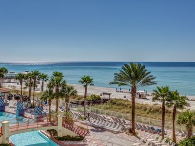 Photo for Just renovated ! 4th floor unit with Reserved Parking!!!   Beach Service Inc!