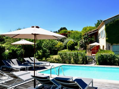 Photo for A wonderful family friendly holiday house in the Languedoc
