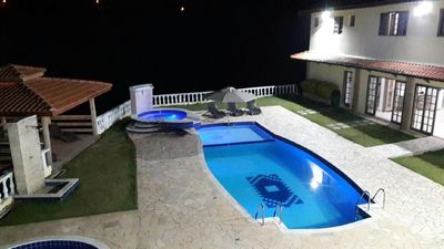 Photo for Beautiful Chacara with 7 bedrooms and 8 bathrooms in condominium