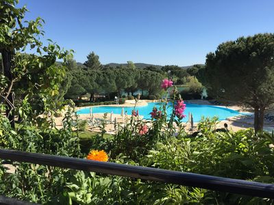Photo for Renting a fully equipped 2-room apartment - Golf de Pont-Royal