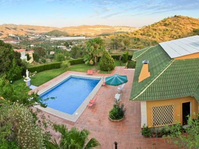 Photo for This 4-bedroom villa for up to 8 guests is located in Puerto De La Torre and has a private swimming