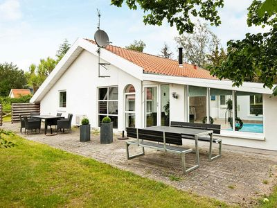 Photo for Modern Holiday Home in Ebeltoft with Swimming Pool