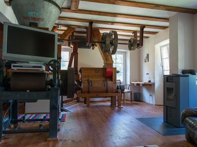 Photo for Kaiser mill. Loft in a former, romantically situated, historic mill