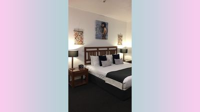 Deluxe Private King Room at Ramada Port Douglas