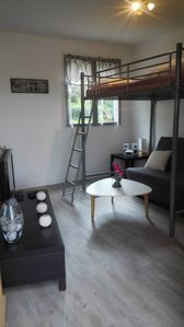 Photo for Pretty STUDIO 30m2 to 13 minutes from Disneyland Paris park